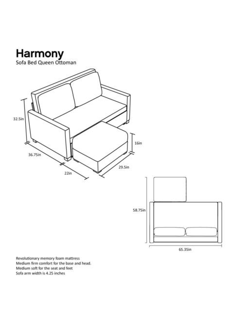harmony-queen-with-ottoman-add-on