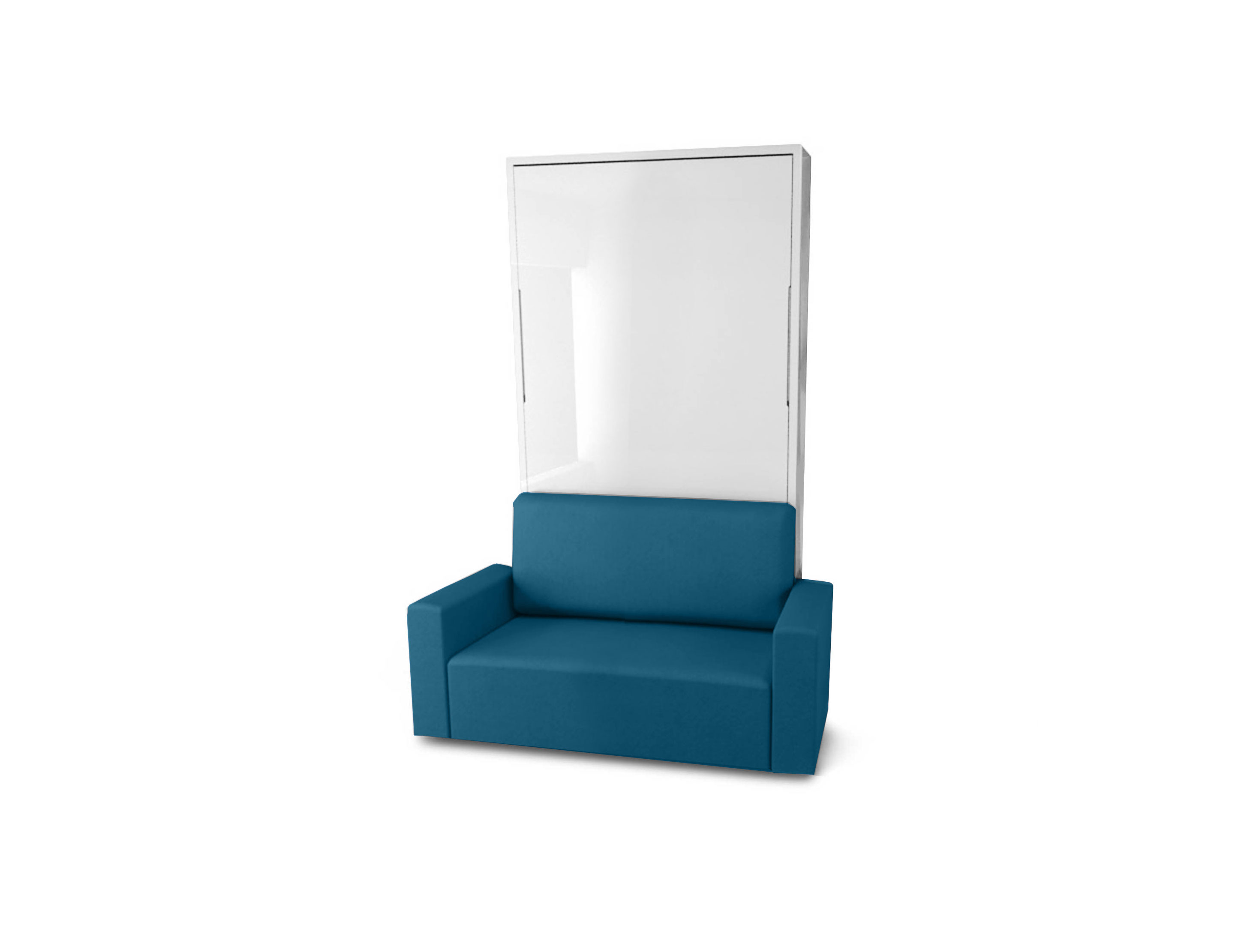 Murphysofa Twin Vertical Wall Bed Sofa Expand Furniture Folding Tables Smarter Wall Beds Space Savers