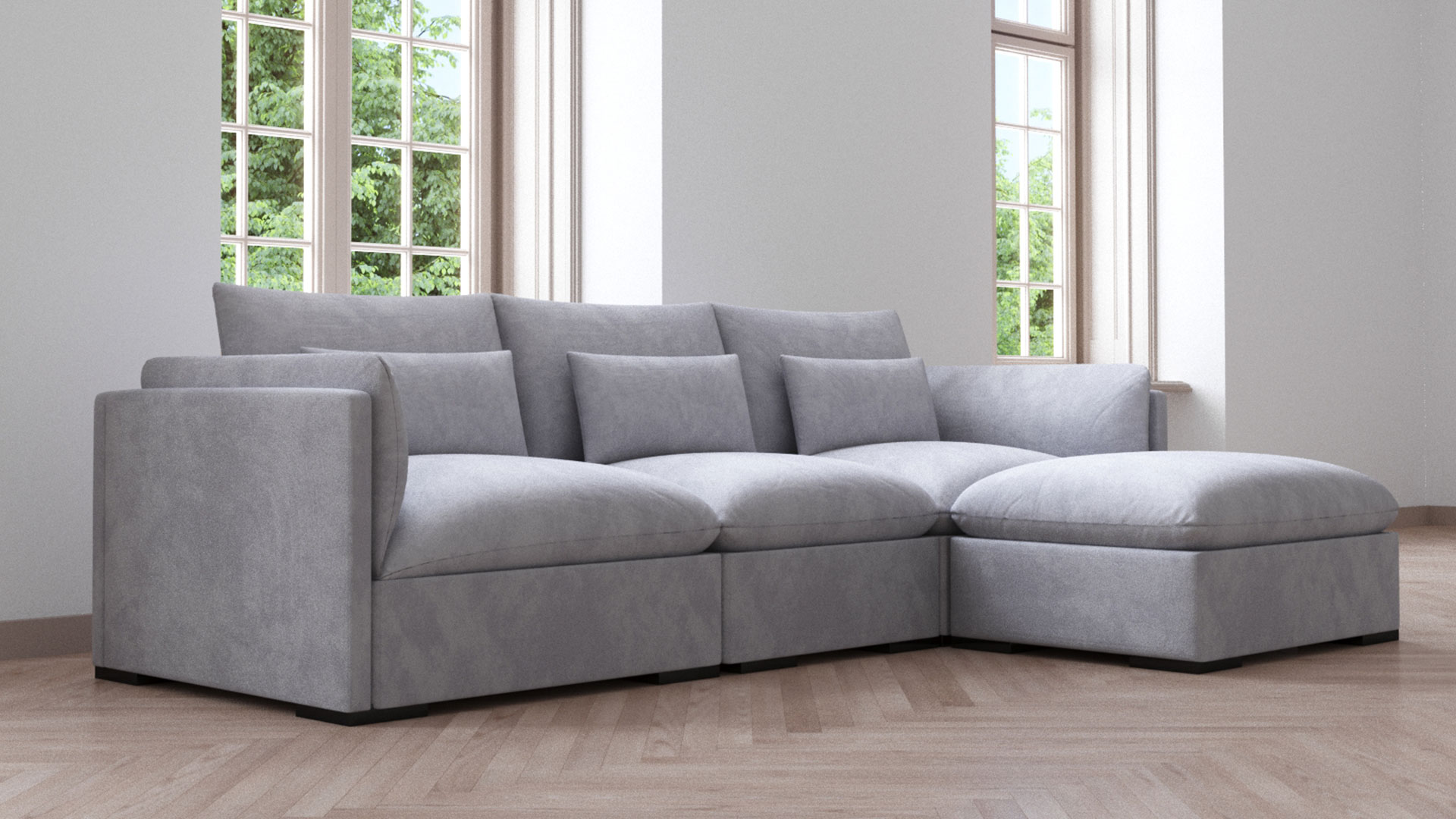 Apartment Friendly Sofas In Vancouver