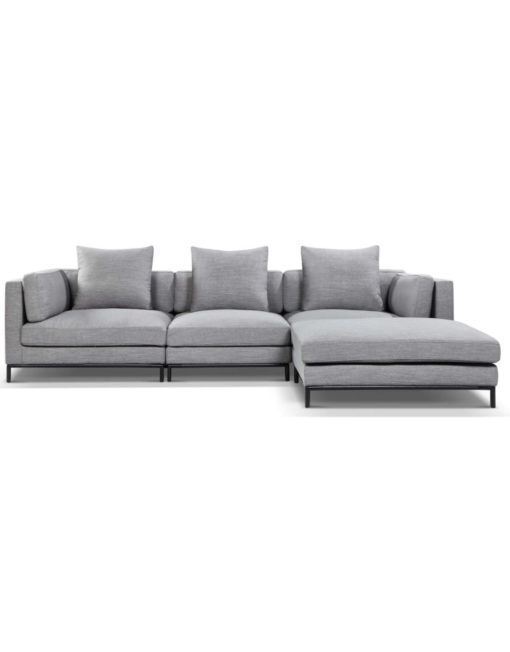 Migliore-Mid-century-modern-grey-sectional-sofa-with-modular-design-and-reversible-chaise
