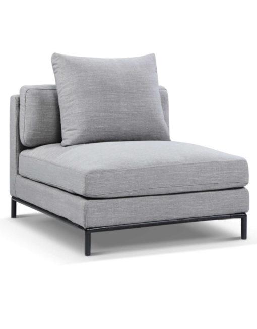 Migliore-single-Sofa-module-in-new-iron-grey-fabric-with-modular-design