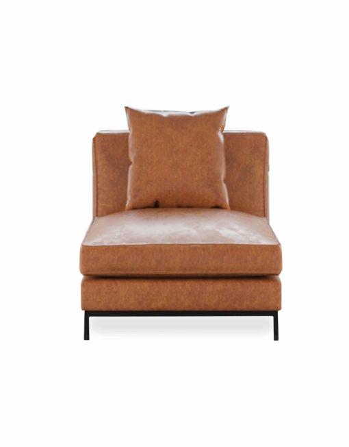 Migliore-single-leather-sofa-seat