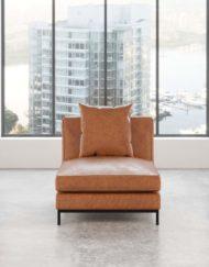 Migliore-single-leather-sofa-seat-in-apartment-setting