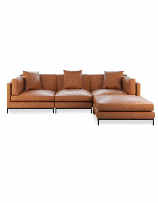 Migliore Sectional – Best Leather or Fabric Modular Sofa Design