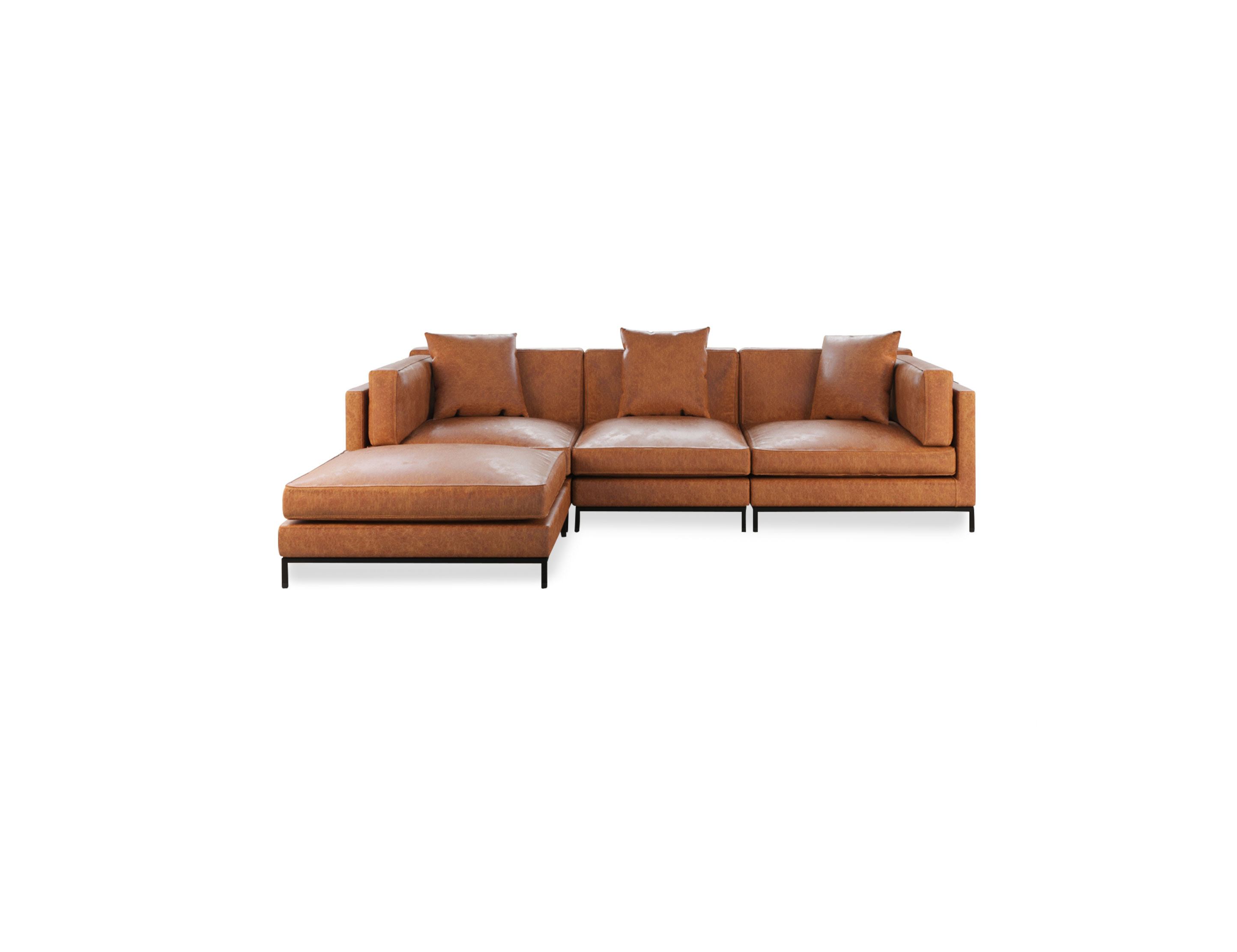 Best Leather Or Fabric Modular Sofa