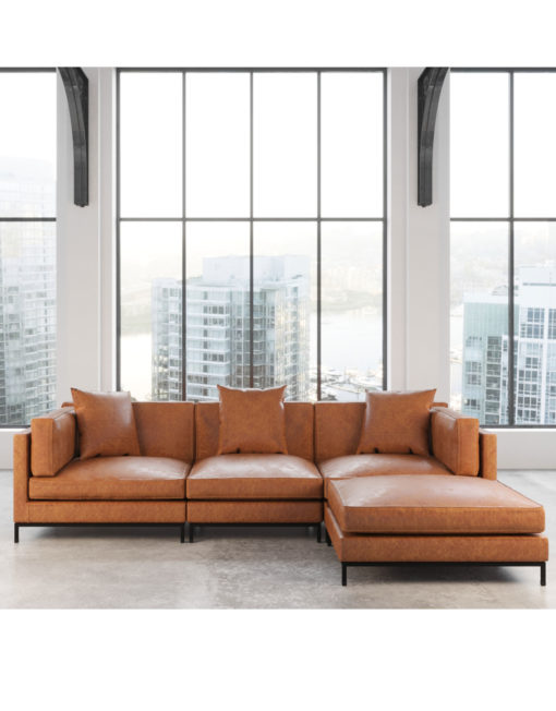 Migliore Sectional Best Leather Or Fabric Modular Sofa