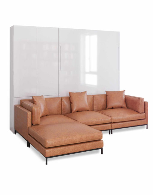 MurphySofa-Migliore-Leather-wall-bed-sofa