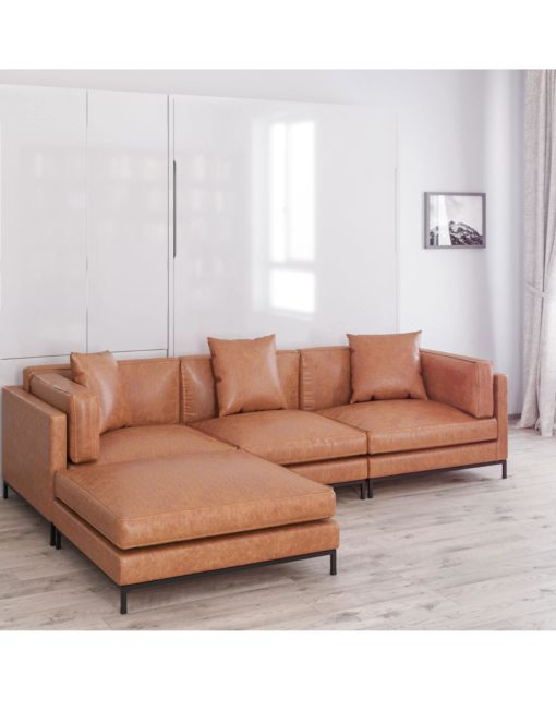 Murphysofa Migliore Sectional Wall Bed Sofa Expand