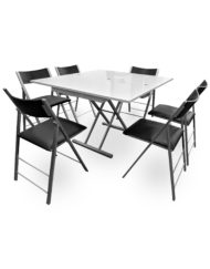 dining set New-Alzare-coffee-table-turns-into-a-dining-table-that-seats-6-plus-people
