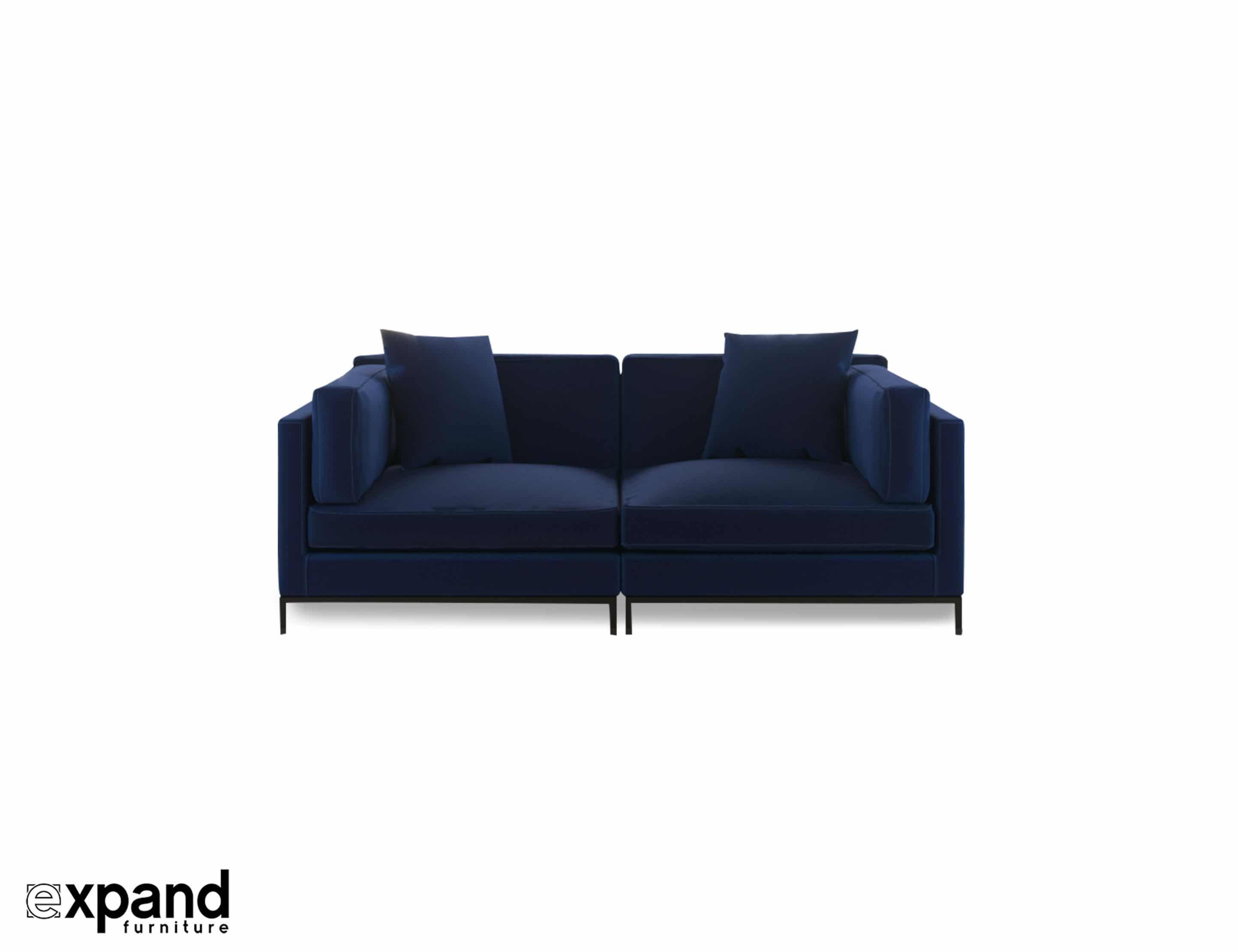 migliore  modern love seat sofa