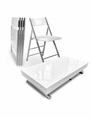 Alzare-White-Gloss-transforming-table-dinner-set