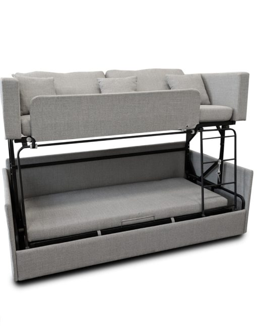 The Dormire Bunk Bed Couch Transformer Expand