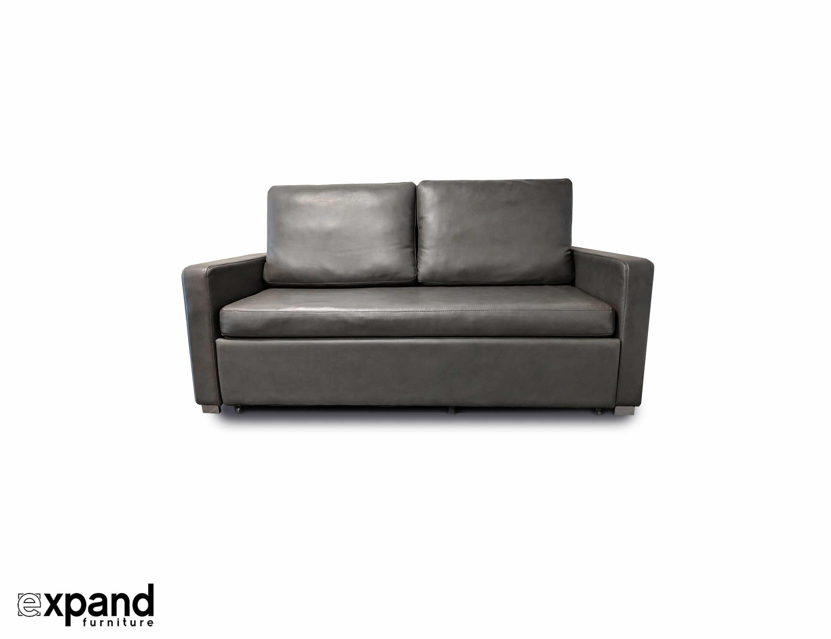 Harmony Sofa Bed Queen - Eco Leather | Expand Furniture - Folding ...