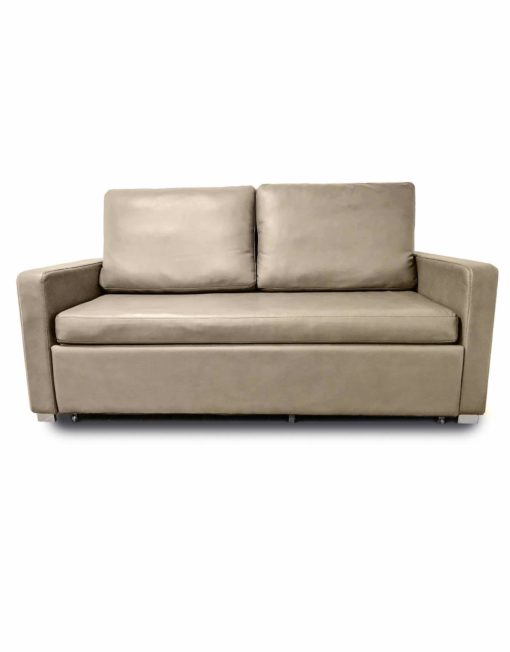 Harmony-Sofa-bed-in-new-Taupe-Beige-eco-leather