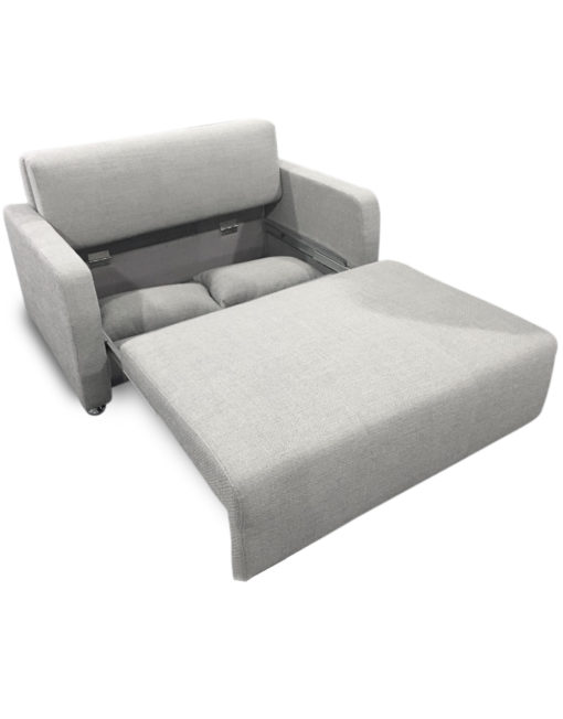 Talia-Sofa-Bed-with-storage-in-grey-with-opened-storage-area-ex