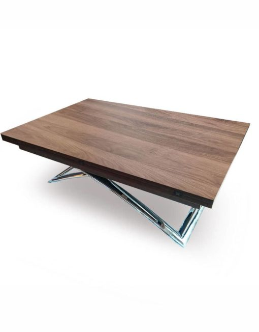 Expand-Table-in-chocolate-walnut-and-chrome-legs-x