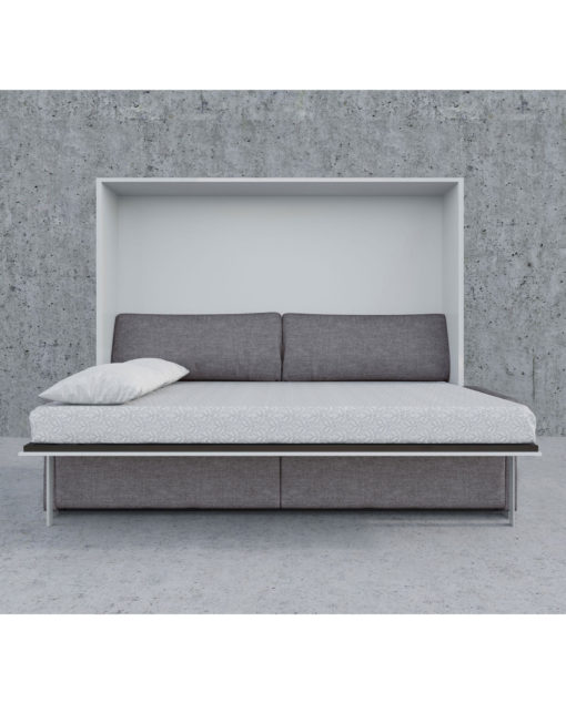 MurphySofa-Clean-double-wall-bed-horizontal-with-sofa