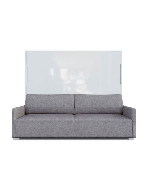 MurphySofa-Clean-double-wall-bed-horizontal-with-sofa-closed