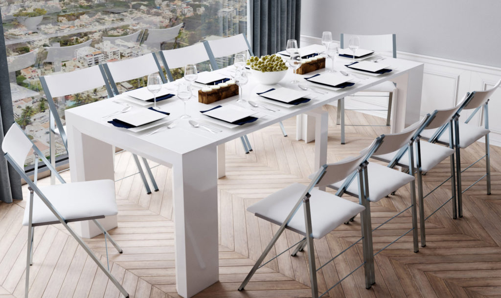 junior-giant extending table