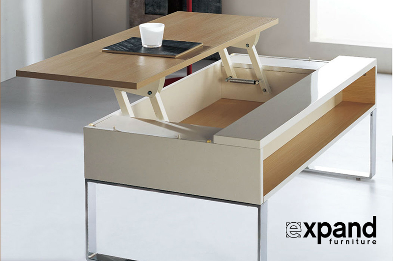 Coffee To Dining Tables Transforming Lift Top Expand Furniture