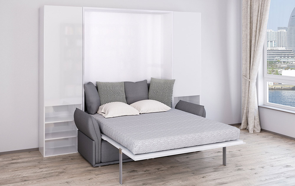 Top rated wall beds for sale by Expand Furniture