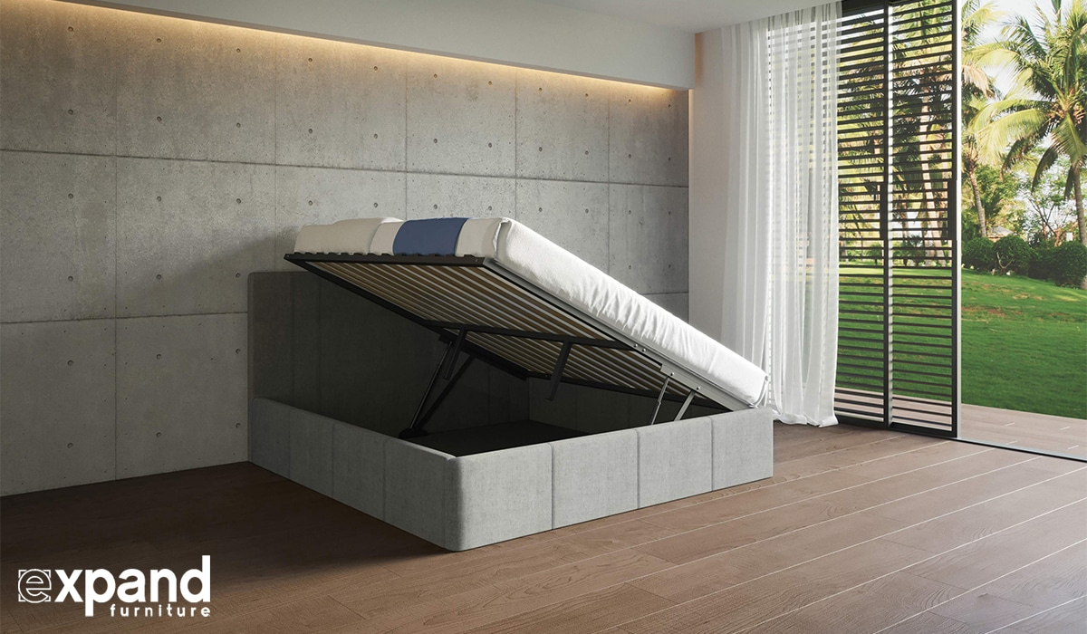 Popular Lift Storage Bed for Sale Online Sold by Expand Furniture