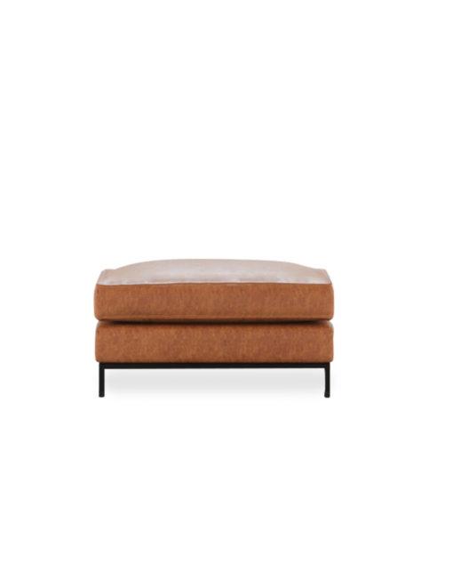 Migliore Mini Ottoman in leather