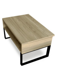 Mini-boost-lifting-coffee-table-in-compact-size-with-black-legs-and-grano-wood-top