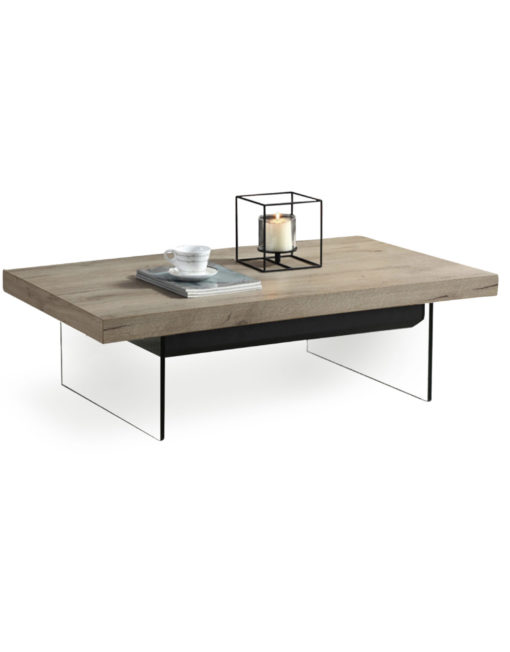 The-Cadence-Mini-Lift-Storage-table-with-glass-base-and-wood-top