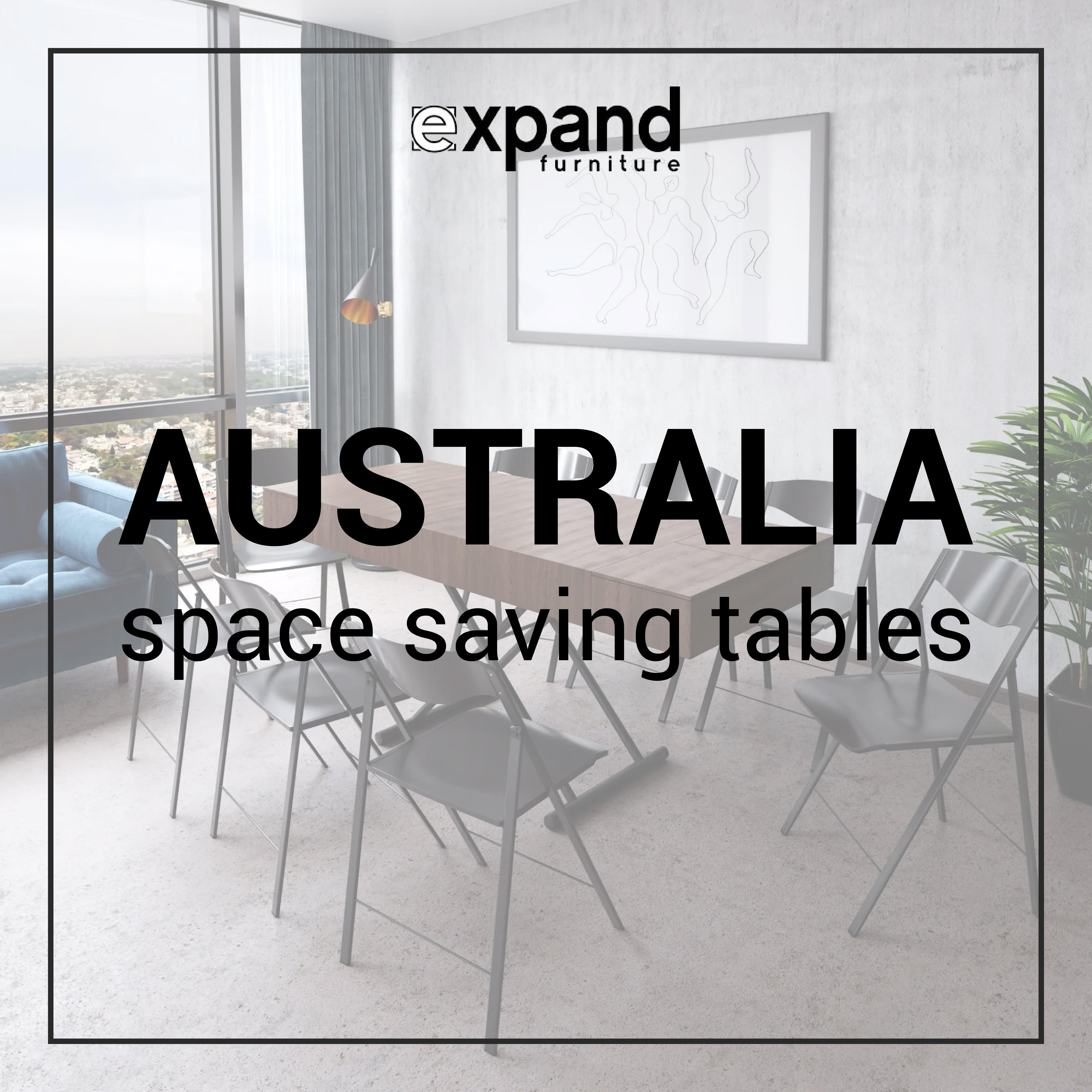 Australia Space Saving Tables