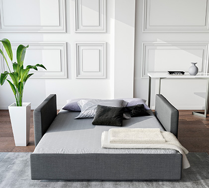 transforming murphy sofa bed